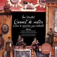 Carnet de notes. Cahiers de répertoire pour chabrette